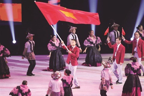 Hanoi se prepare aux SEA Games 31 hinh anh 1