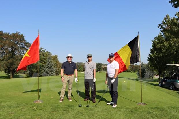 Tournoi de golf amical
