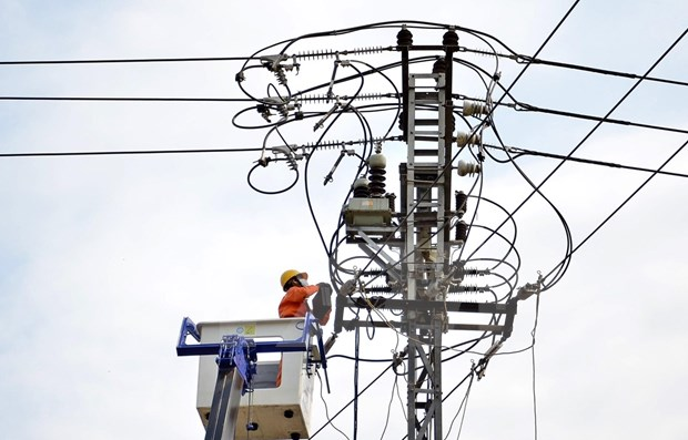 Hanoi cherche a ramener ses pertes d'electricite a moins de 4% d'ici 2025 hinh anh 1