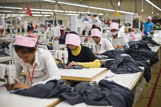 Les echanges commerciaux entre les Etats-Unis et le Cambodge en hausse hinh anh 1