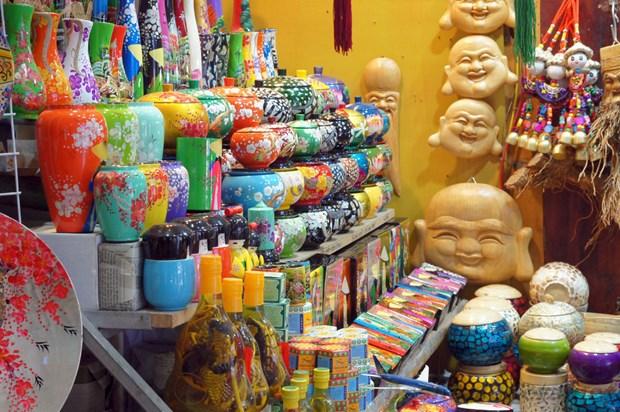 Hanoi s'efforce d'ameliorer la capacite de l'industrie artisanale hinh anh 1