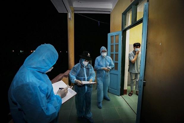 COVID-19 : 980 patients ont ete declares gueris hinh anh 1