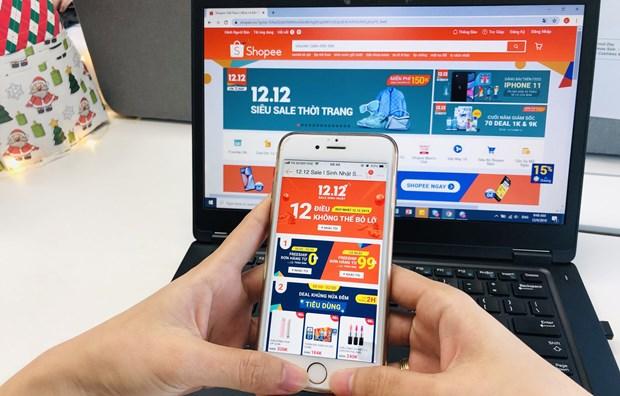 Vinh Phuc s'efforce de promouvoir l'e-commerce hinh anh 1