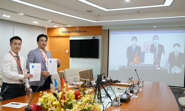 PV GAS : cooperation sur la construction d'un systeme de gestion de distribution du GPL hinh anh 1