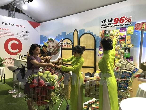 Le programme « Fiers des produits vietnamiens » promeut la consommation interieure hinh anh 1