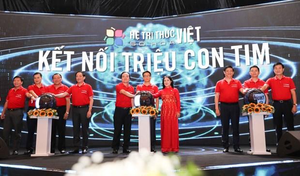 Lancement d'une campagne caritative sur la plateforme numerique iNhandao hinh anh 1