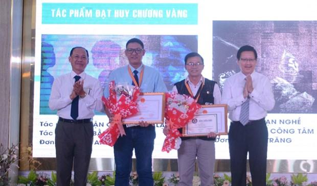 Remise des prix du 35e Festival de photos d'art du Delta du Mekong 2020 hinh anh 1