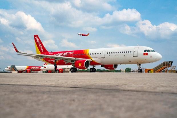 Vietjet reprend l'ensemble de son reseau de vols interieurs et offre une reduction de prix de 50% hinh anh 1