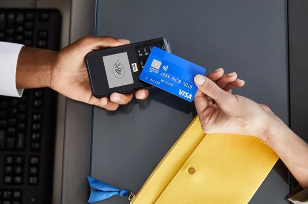 Visa: Les transactions sans contact au Vietnam en hausse de 500% au premier semestre 2020 hinh anh 1