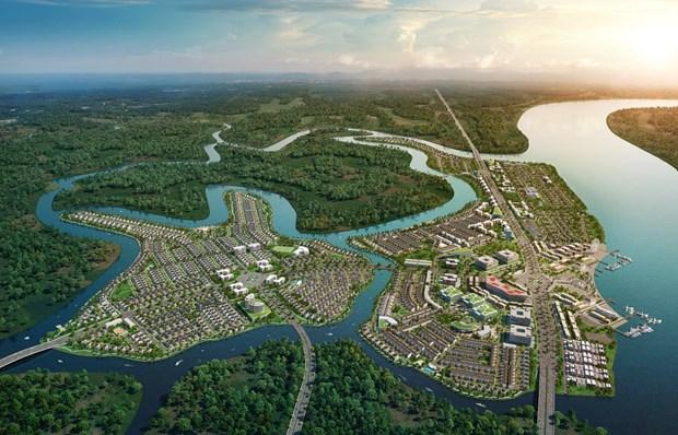 Gestion des investissements vers des zones urbaines intelligentes et vertes hinh anh 2