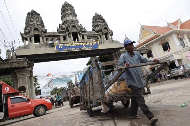 Le commerce transfrontalier de la Thailande en baisse hinh anh 1