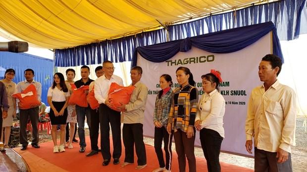 Des projets agricoles au Cambodge soutiennent le changement d'emploi des Vietnamiens hinh anh 1
