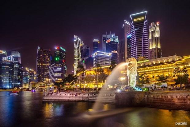 Le PIB de Singapour s'est contracte de 7,0% au troisieme trimestre hinh anh 1