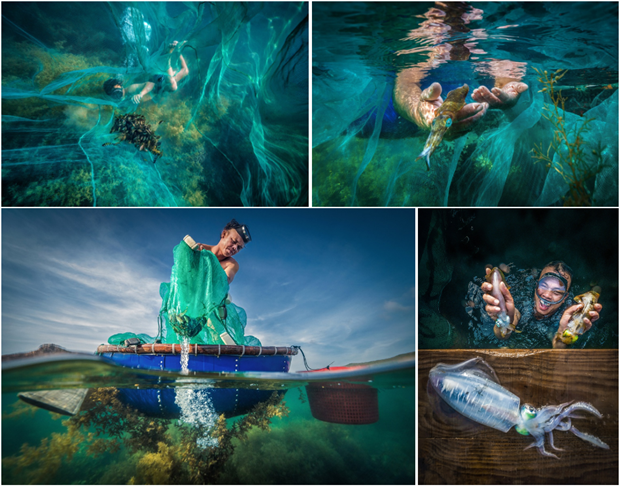 Ouverture de l'Exposition de photos d'art du Vietnam 2020 hinh anh 8