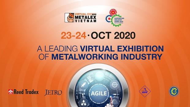 Ouverture du Salon METALEX Vietnam 2020 et du Salon sur l'industrie auxiliaire 2020 a HCM-Ville hinh anh 1