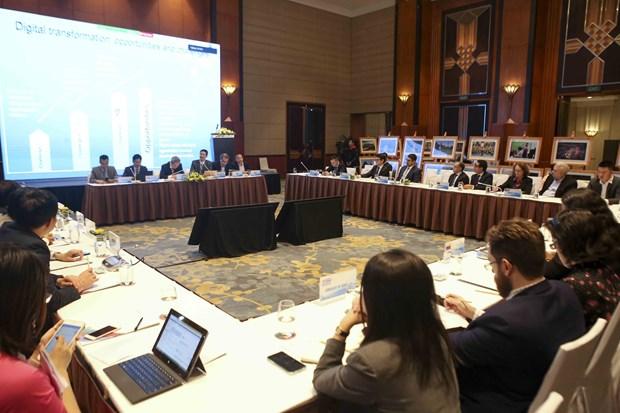 Conference de promotion du commerce des TIC Vietnam - Amerique latine 2020 a Hanoi hinh anh 1