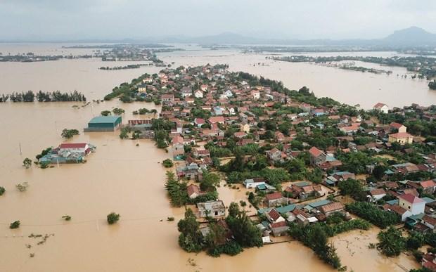 Inondations au Centre: message de sympathie du secretaire general de l'ONU hinh anh 1