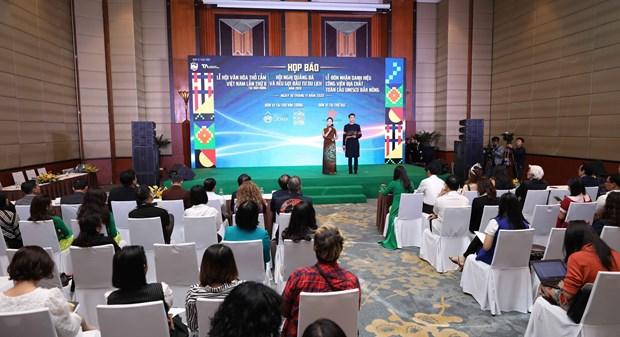 Bientot le Festival de la culture du « tho cam » 2020 a Dak Nong hinh anh 1