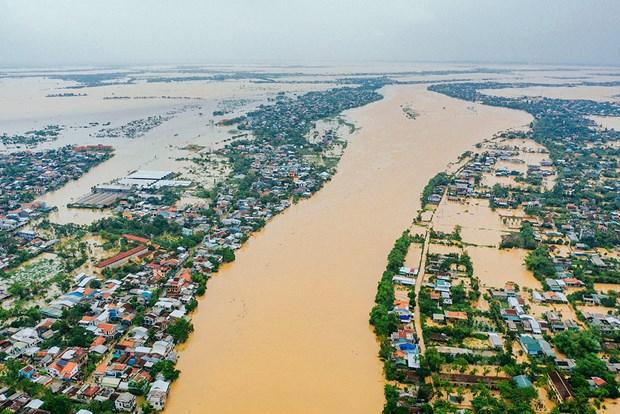 Ho Chi Minh-Ville vient en aide aux sinistres du Centre et des Hauts Plateaux du Centre hinh anh 1