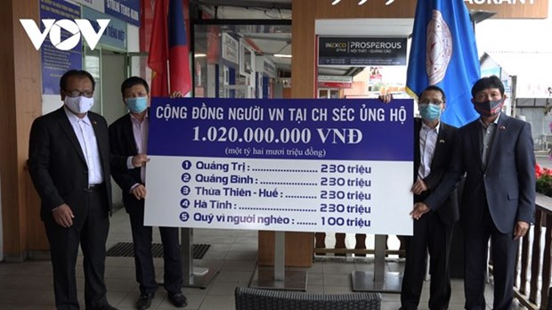 La communaute vietnamienne de R. tcheque de plus en plus appreciee dans le pays d'accueil hinh anh 1