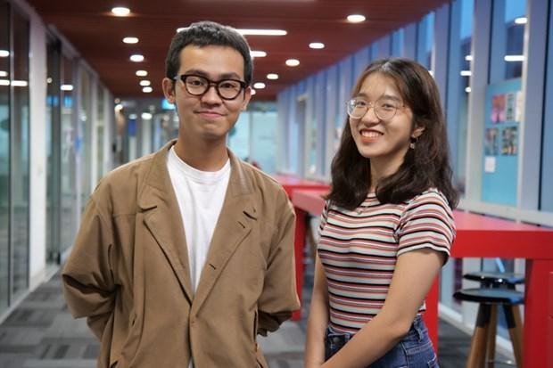 Le Vietnam remporte le premier prix du concours ASEAN Data Science Explorers 2020 hinh anh 2