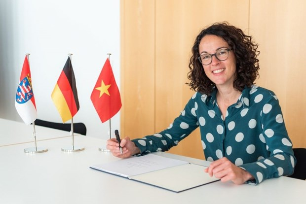 L'Allemagne offre des bourses d'etudes a 200 etudiants au Vietnam hinh anh 1