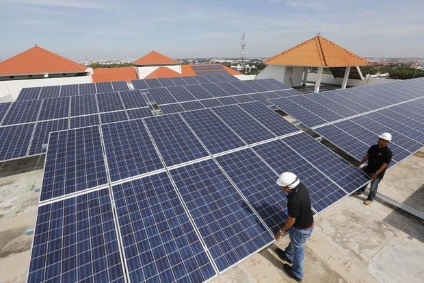 La Thailande investit dans les energies renouvelables pour promouvoir la reprise economique hinh anh 1