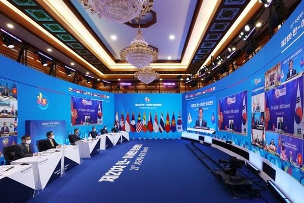 L'ASEAN reaffirme son soutien aux efforts de paix en peninsule coreenne hinh anh 1