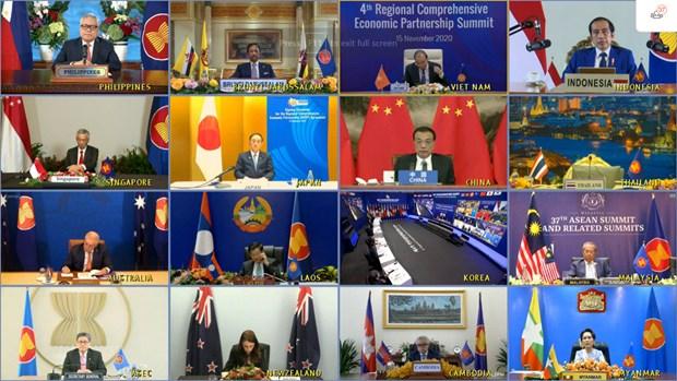 L'Indonesie prevoit d'exclure les articles «sensibles» des lignes tarifaires du RCEP hinh anh 1