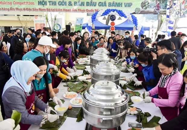Festival gastronomique international a Hanoi hinh anh 1