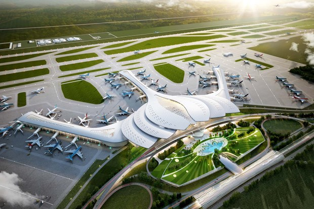 La construction de l'aeroport de Long Thanh debute en decembre hinh anh 1
