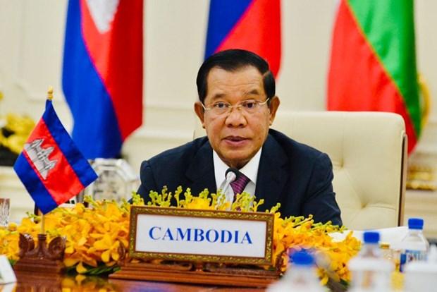 Le Cambodge contribue a hauteur de 7 millions de dollars au Fonds de developpement de l'ACMECS hinh anh 1