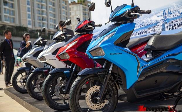 Les ventes de motos et de voitures de Honda Vietnam augmentent en novembre hinh anh 1
