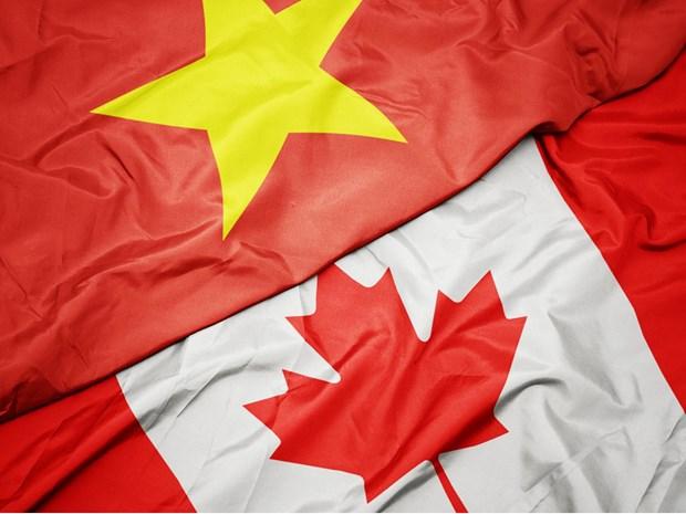 Les relations Vietnam-Canada en 2020 se developpent pour surmonter la pandemie hinh anh 1