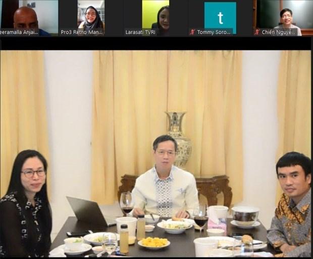 Vietnam et Indonesie promeuvent leur cooperation dans tous les domaines hinh anh 1