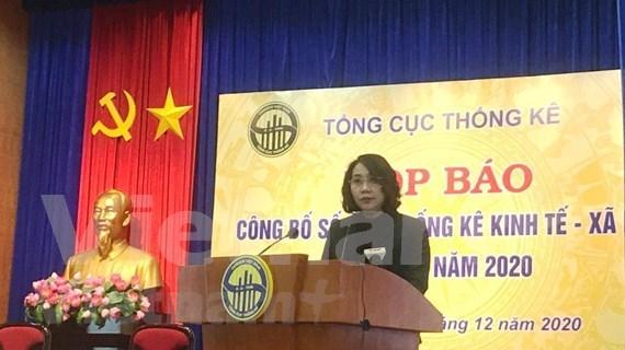 Croissance du PIB du Vietnam en 2020 de 2,91%, l'un des plus eleves au monde hinh anh 1