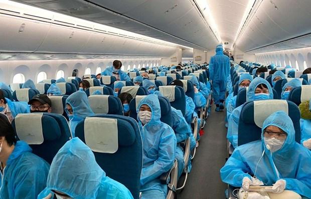 COVID-19: Suspension des vols en provenance du Royaume-Uni et d'Afrique du Sud hinh anh 1