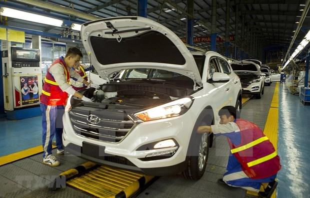 Marche automobile : plus de 407.000 voitures de toutes sortes vendues en 2020 hinh anh 1