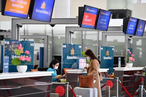 Vietnam Airlines garantit les meilleurs services pour le 13e Congres national du Parti hinh anh 2