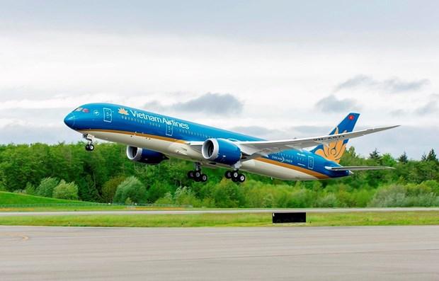Vietnam Airlines garantit les meilleurs services pour le 13e Congres national du Parti hinh anh 1