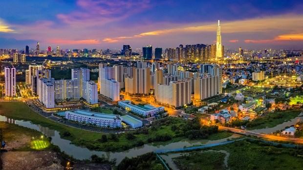 HCM-Ville parmi les villes preferees pour les investissements transfrontaliers en Asie-Pacifique hinh anh 1