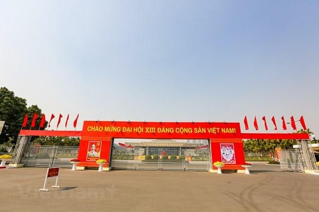 13e Congres national du Parti : Messages de felicitations du Parti du peuple cambodgien hinh anh 1