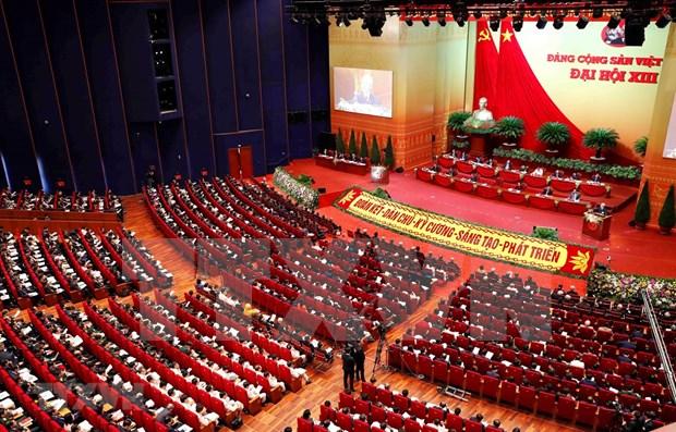L'importance du 13e Congres du Parti aux yeux de medias etrangers hinh anh 1