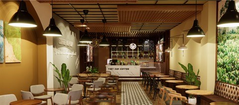 Des epices au cafe biologique, le parcours dans les affaires de Nguyen Huynh Dat hinh anh 2