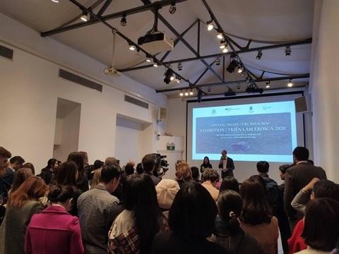 Institut Goethe de Hanoi : projection du film documentaire Eroica hinh anh 1
