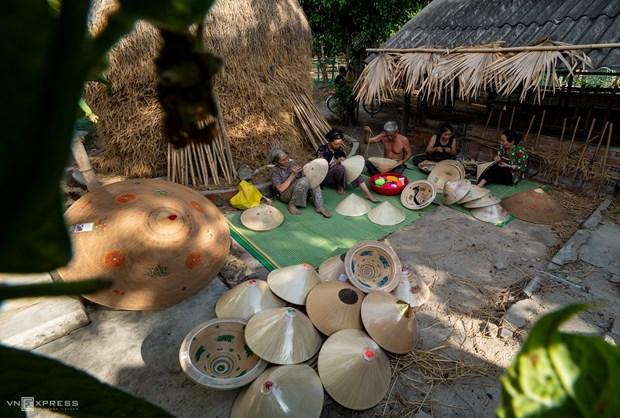 La beaute impressionnante des villages de metiers traditionnels du Vietnam hinh anh 3