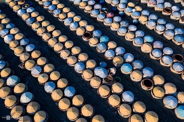 La beaute impressionnante des villages de metiers traditionnels du Vietnam hinh anh 8