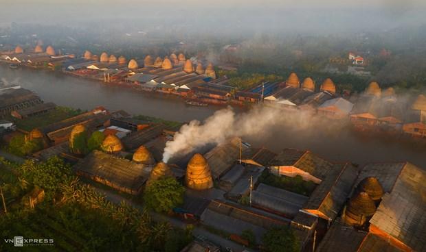 La beaute impressionnante des villages de metiers traditionnels du Vietnam hinh anh 10