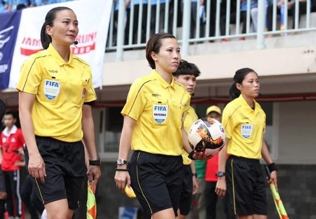 Deux Vietnamiennes pourraient integrer le staff d'arbitrage de la 2023 Women's World Cup hinh anh 1