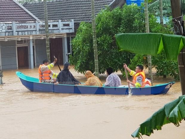 Aide sud-coreenne pour Quang Tri a surmonter les consequences des catastrophes naturelles hinh anh 1